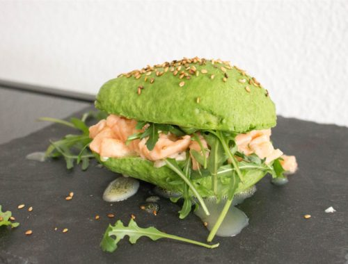 avocado burger battle food
